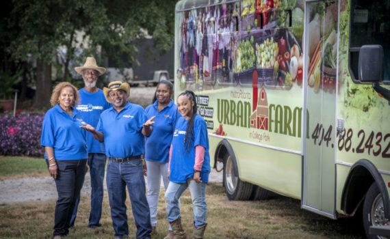 Metro Atlanta Urban Farm team