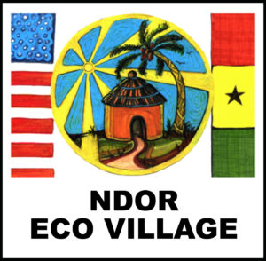 NDOR Eco Village logo
